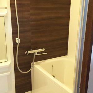 浴室リメイク&シート貼り